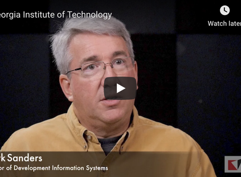 Georgia Institute of Technology Customer Testimonial